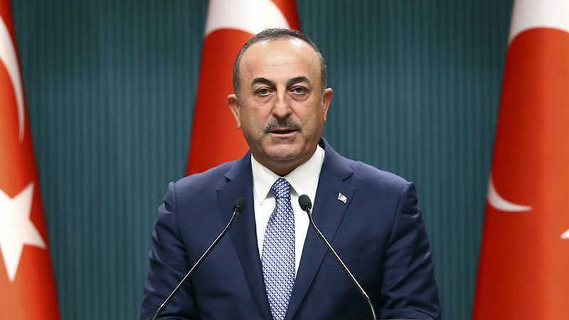 Dışişleri Bakanı Çavuşoğlu: Operasyona ara vereceğiz