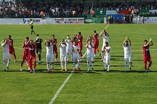 'Diyarbakır doğumlu olmayanlar Amedspor tribününe giremeyecek'