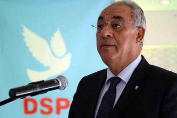 DSP Genel Başkanı: Erdoğan telgraf gönderdi, sağ olsunlar duygulandırıcı bir olay