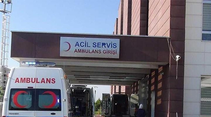 Düzce'de aşırı alkol alan bir adam cinsel organını kesti