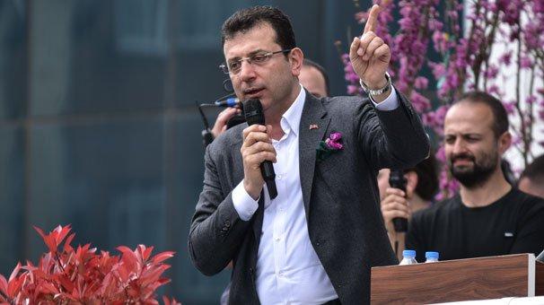 Ekrem İmamoğlu'na mazbata verilmemesi için AKP, YSK'ya başvurdu