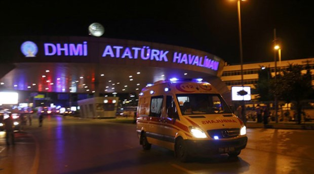 Emniyet'ten, Havalimanı saldırısında gözaltına alınanların firarına ilişkin açıklama