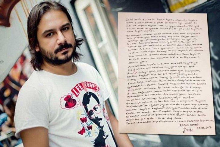 Emrah Serbes'in yerine suçu üstlenen Kenan Doğru hakkında soruşturma açıldı