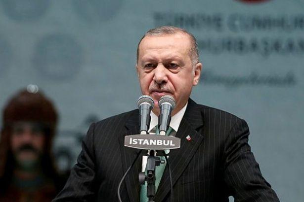 Erdoğan: Arkamızdan kuyumuzu kazan riyakarlar, hedeflerimize ulaşmamıza engel olamayacak