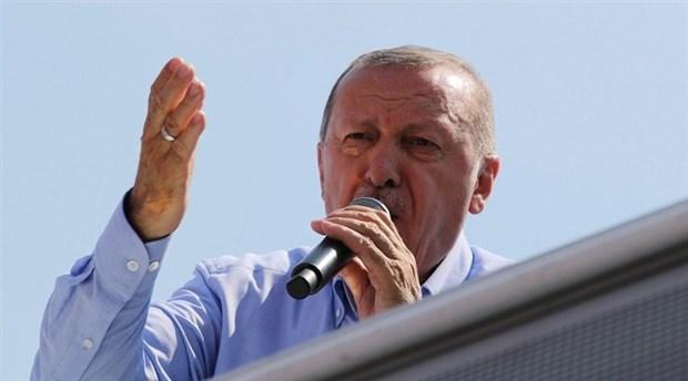 Erdoğan: Benim için üniversite mezunu değil bile dediler!