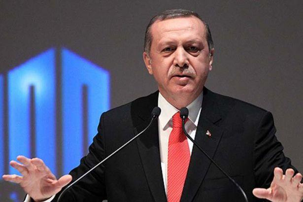 Erdoğan: Bir milletvekili arkadaşımızın afedersiniz ayağının dişlenmesi...