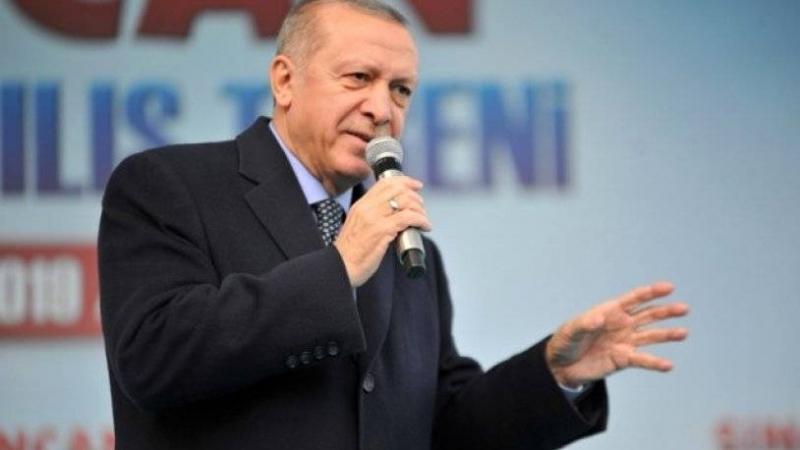Erdoğan: Biz hayat kalitesini artırdık