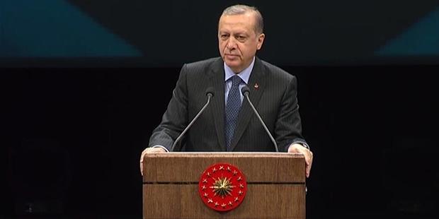 Erdoğan: Bu 'hayır'cılar var ya, bunlar sadece laf üretirler