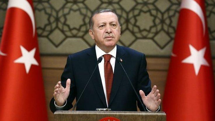 Erdoğan: Deniz kenarlarını, orman alanlarını betona çevirme gayretinde olanlar var