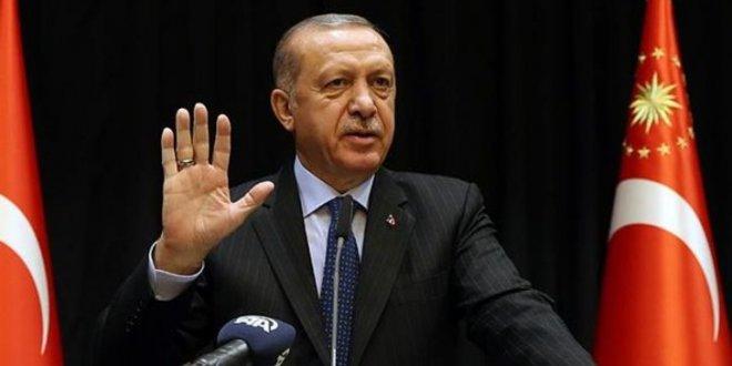 Erdoğan: Ezan Arapça okunduğu zaman evrensel oluyor