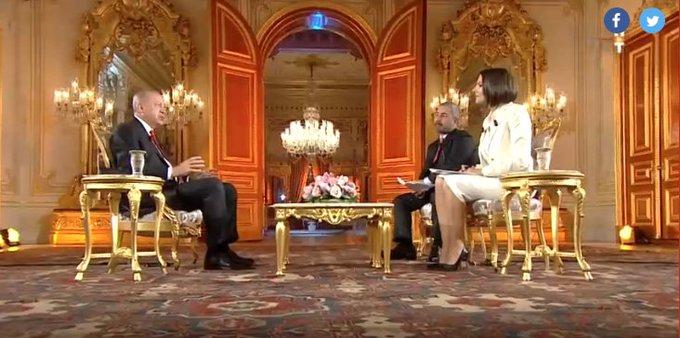 Erdoğan: Gazi Mustafa Kemal, ülkeyi başkanlık sistemiyle yönetmiştir