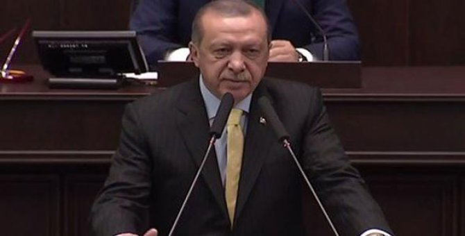 Erdoğan: George Orwell, 1984 adlı romanında bir dünya düzenini eleştirir