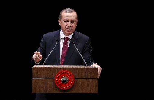 Erdoğan: Greenpeace'çiler filan Karadeniz'de hep bela olmuşlardır
