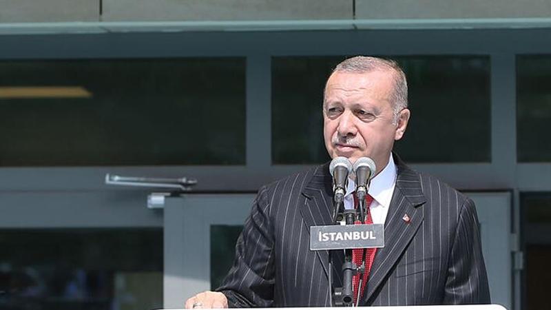 Erdoğan: İnterneti en etkin şekilde kullanın