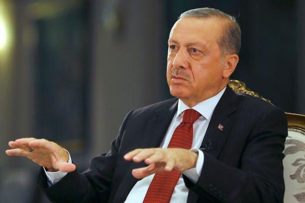 Erdoğan: Kendimi suçlu hissediyorum