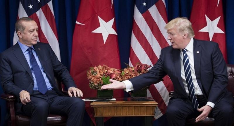 Erdoğan: Trump 'Görüşürüz' dedi ama ben verdiği akşam yemeğine gitmedim