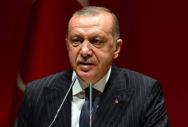 Erdoğan: Yakınlarının suçlarından dolayı pasaport alamayan vatandaşların mağduriyetlerini gideriyoruz