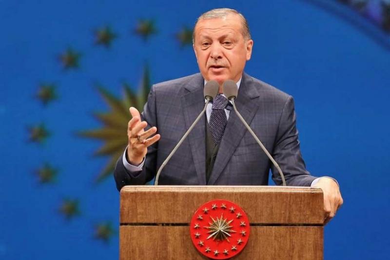 Erdoğan: Yeri geldi işçi oldum, zenginlik önemlidir ama tüm insanlara yansıyorsa değerlidir
