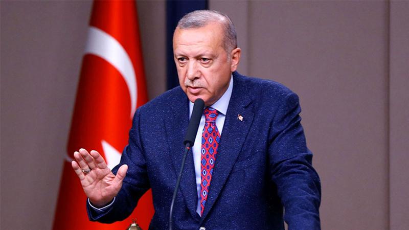 Erdoğan: Yunanistan'ı Türkiye'nin hak ve hukukuna riayet etmeye davet ediyorum