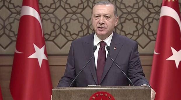 Erdoğan'dan CHP'ye: Eşcinsel kotası var, şu hale bak ya