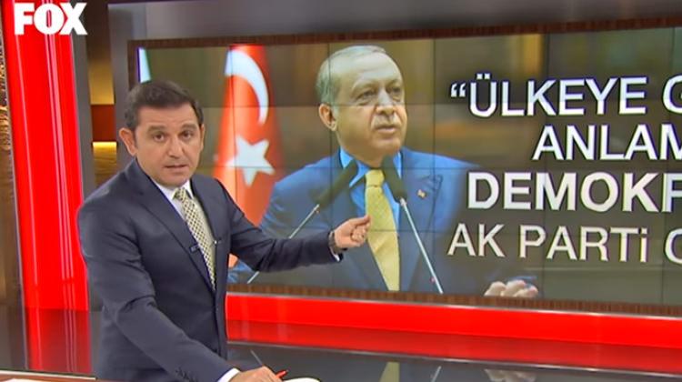 Erdoğan'dan Fatih Portakal'a: Sokağa davet ediyor, ahlaksıza bak