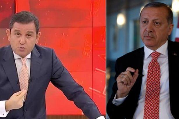 Erdoğan'dan Fatih Portakal'a: Bu millet patlatır enseni