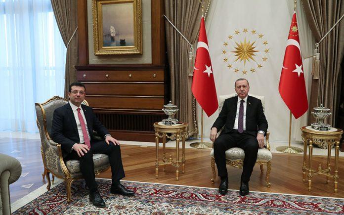 Erdoğan'dan İmamoğlu'na: Sana borcumuz varmış