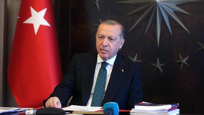 Erdoğan'dan 'Işıklar yanıyor' ve AYM açıklaması