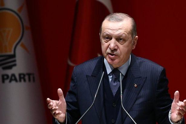 Erdoğan'dan 'kimyasal' açıklaması: Bedelini kesinlikle ağır ödeyecekler