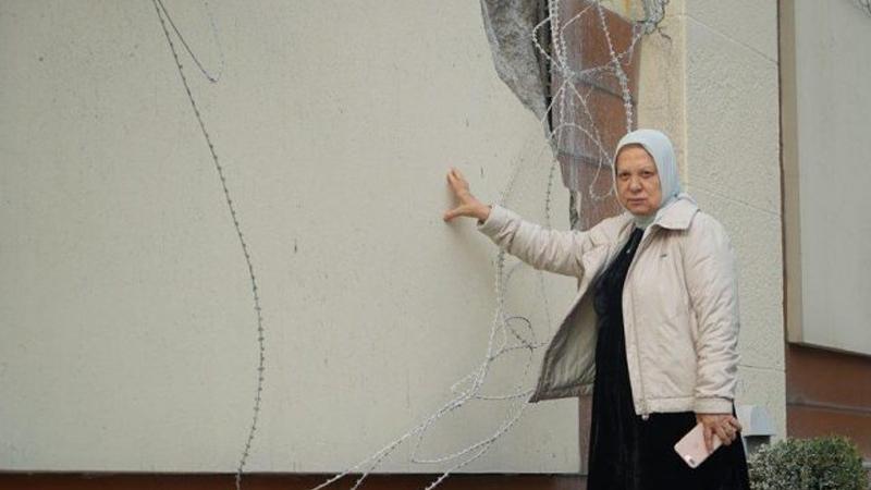 Erdoğan'dan villasının çatısı yıkılan Ahsen Unakıtan'a geçmiş olsun telefonu