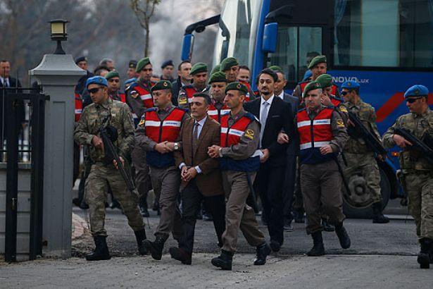 Erdoğan'ın kaldığı otele saldıran komutan emri kimden aldığını açıkladı