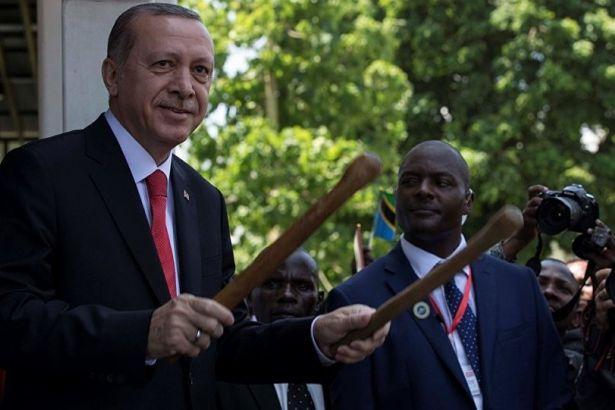 Erdoğan'ın Tanzanya ziyaretinin ardından Türklere giriş yasağı kalktı!