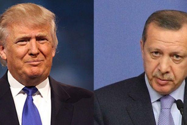 Erdoğan'la Trump telefonda görüşecek