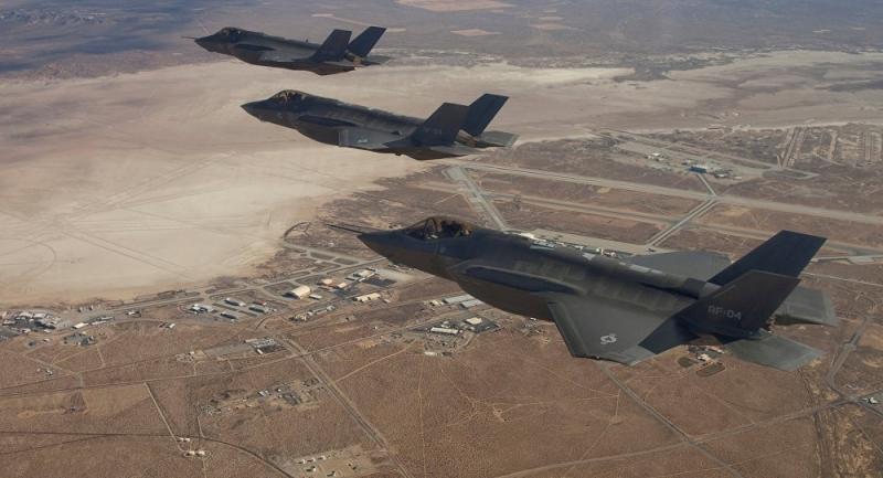 'F-35, uçaksavar füze sistemlerine karşı savunmasız'