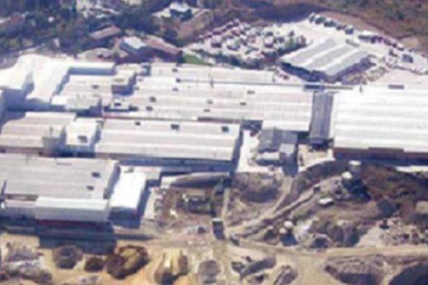 Faturalar ödenmeyince fabrikada üretim durdu