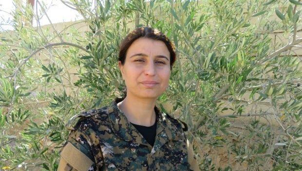 Fırat'ın Gazabı sözcüsü: IŞİD'den tüm kadınların intikamını alacağız