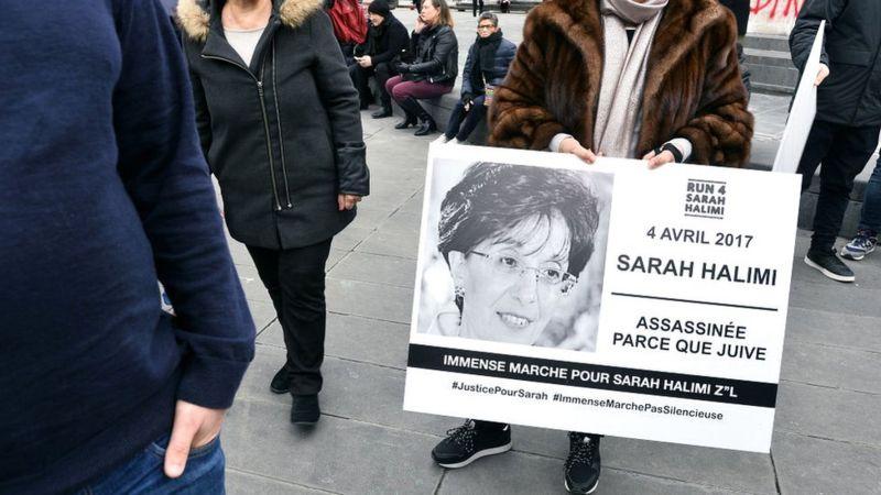 Fransa'da bir Yahudi düşmanı cinayet zanlısı yargılanmaktan nasıl kurtuldu?
