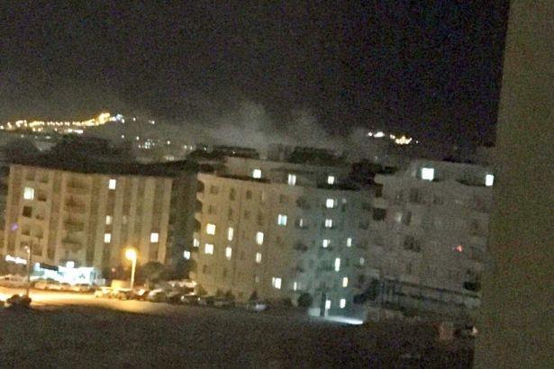 Gaziantep'te şiddetli patlama sesi