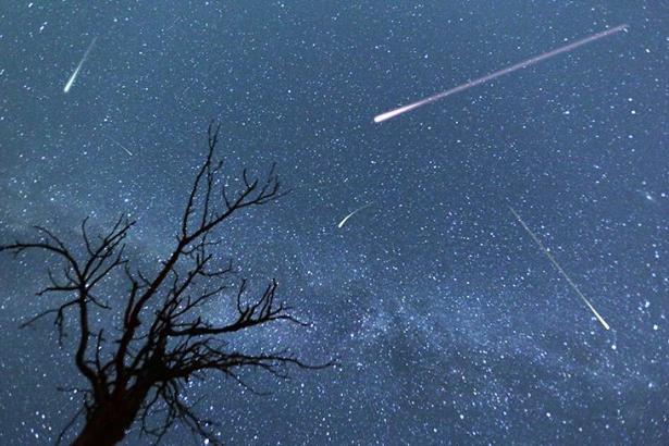 Geminid meteor yağmuru bu hafta sonu izlenebilecek