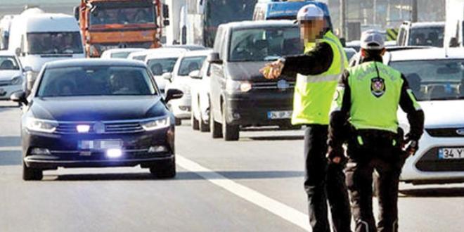 Görevini Yapan Polis Memurunu Açığa Aldılar