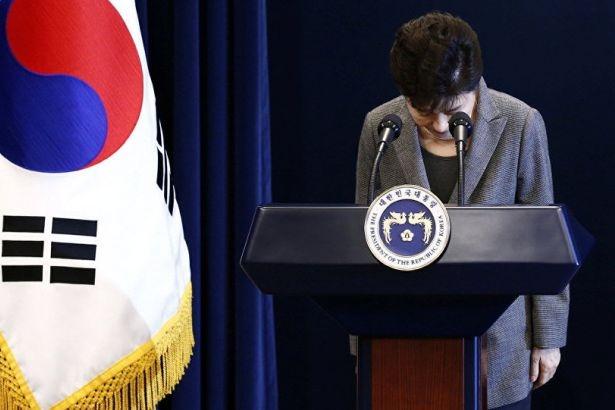 Güney Kore lideri: İstifaya hazırım