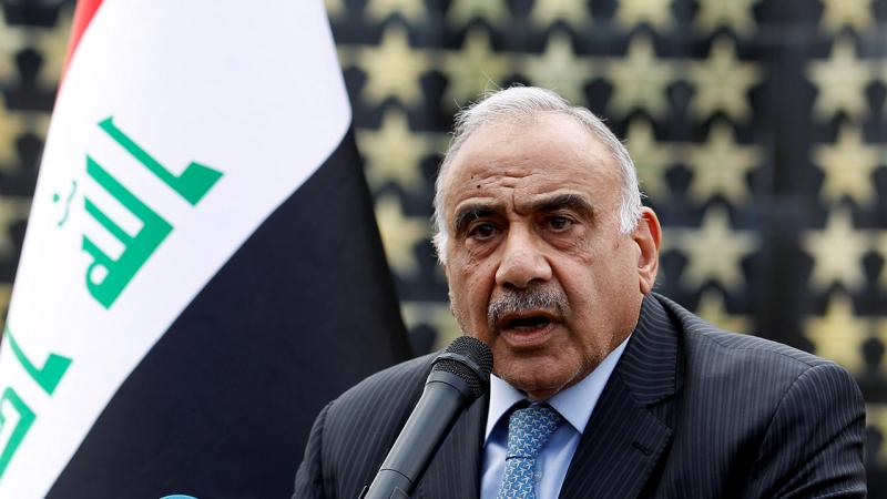 Haftalardır süren protestoların ardından Irak Başbakanı istifasını parlamentoya sunacağını açıkladı