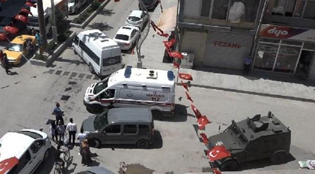 Hakkari'de havanlı saldırı: 1 asker yaşamını yitirdi, 5 asker yaralı