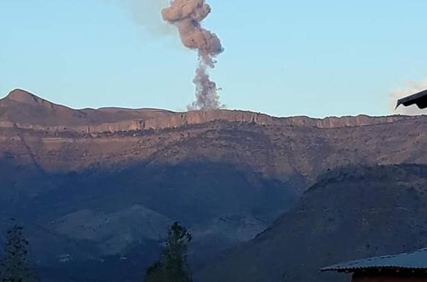 Hakkari'de patlama: 4 asker hayatını kaybetti, 20 yaralı