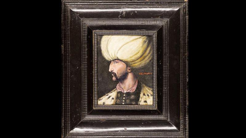 'Hangi geri zekalı, 5 milyon TL verip aldığı portreyi İBB'ye bağış yapar?'