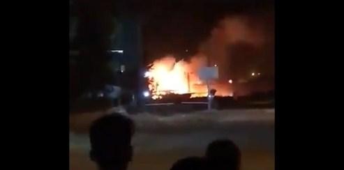 Hatay Reyhanlı'da patlama: Evler tahliye ediliyor