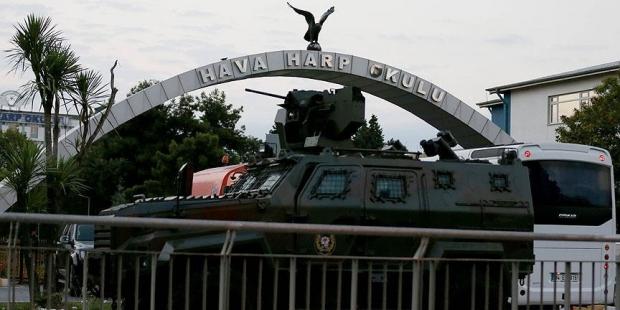 Hava Harp Okulu'nun savcıya verdiği '15 Temmuz' yanıtı: Öğrenciler emirleri sorgulamaz
