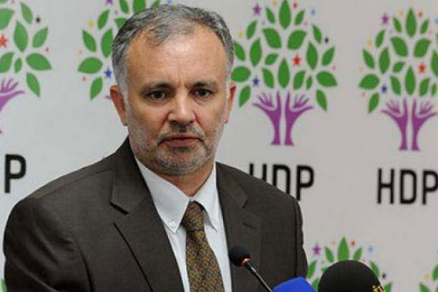 HDP, başkanlık oylamasında oy kullanmama kararı aldı