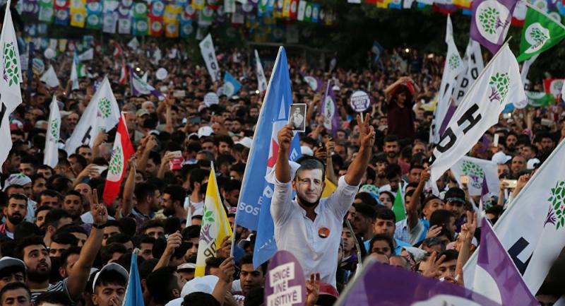 HDP'nin Öcalan mitingine Valilik tarafından izin verildi