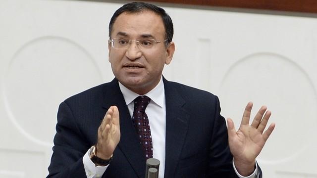 Hükümet Sözcüsü Bozdağ: IKBY'ye hava sahası kapatıldı